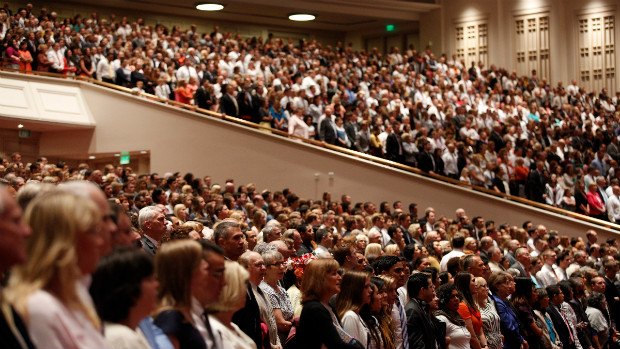 124 Thoughts from October 2015 General Conference