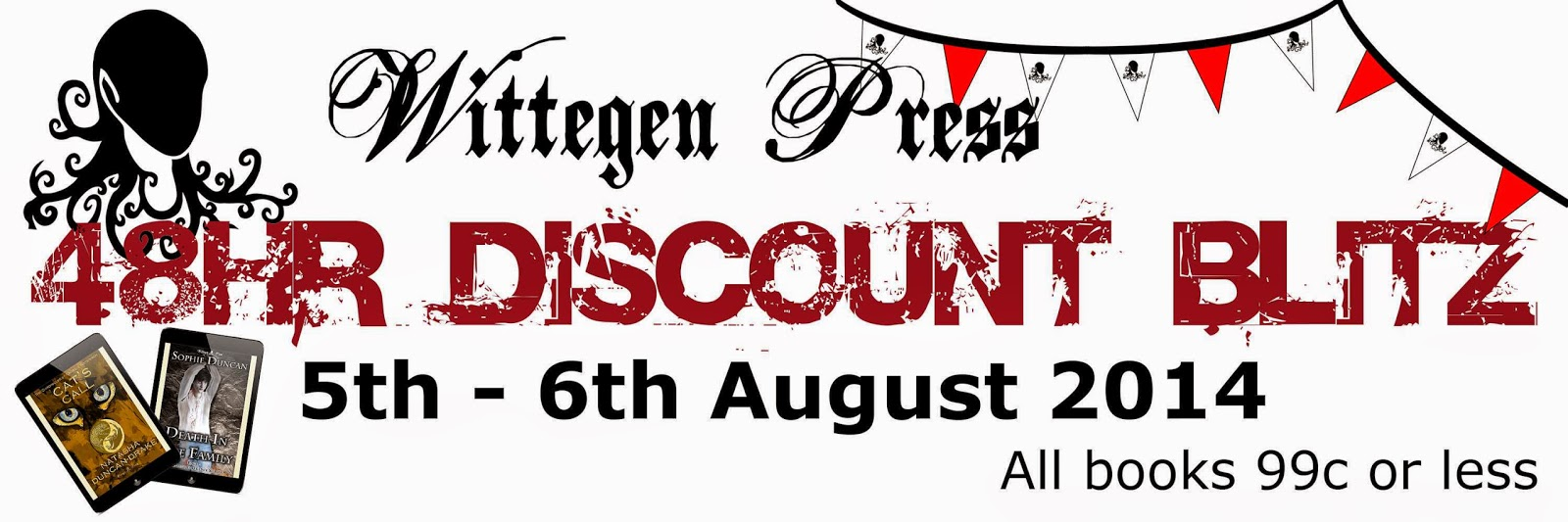 Wittegen Press 48hrs Discount Blitz