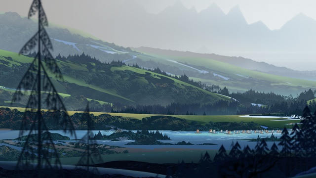 The Banner Saga 2 PC Full