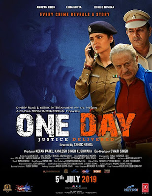 One Day Justice Delivered 2019 Hindi 480p WEB HDRip 350Mb world4ufree.bar