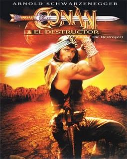Conan El Destructor en Español Latino
