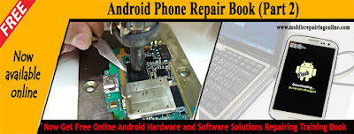 android phone troubleshooting service manuals