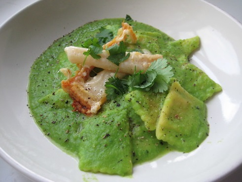 Green Chermoula North African Herb Sauce