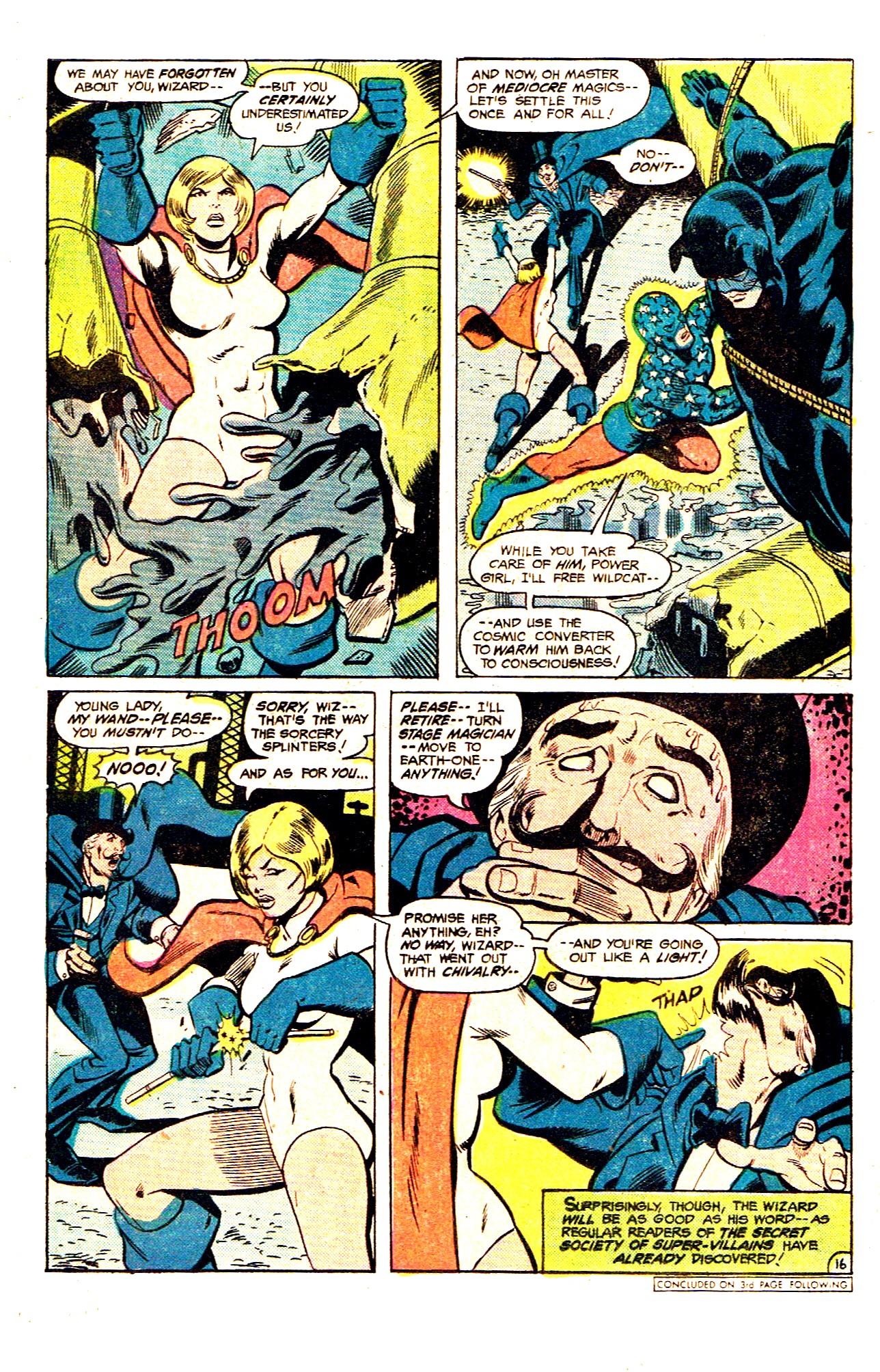 Read online All-Star Comics comic -  Issue #66 - 28