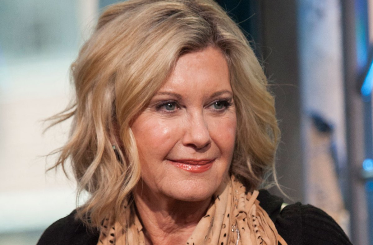 Nude Pictures Of Olivia Newton John