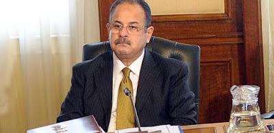 وزير الداخلية اللواء مجدي عبد الغفار