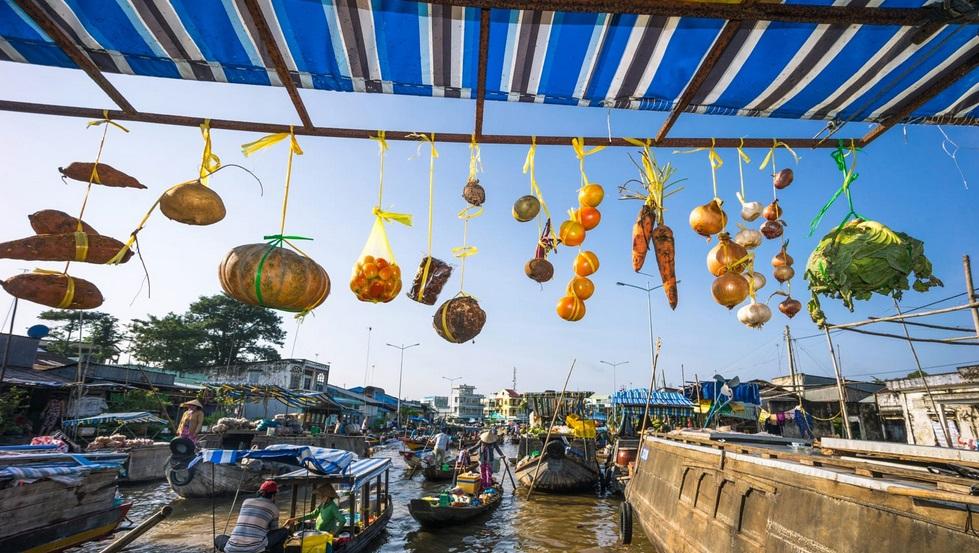 Mekong delta vietnam laos cambodia