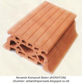 Keramik Komposit Beton (KERATON)