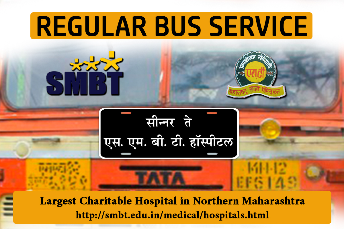 SMBT Group Of Institutions: Regular MSRTC Bus Service from