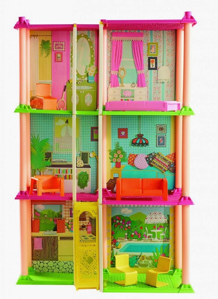 Casa da bambola  Prudence Magazine di sopravvivenza