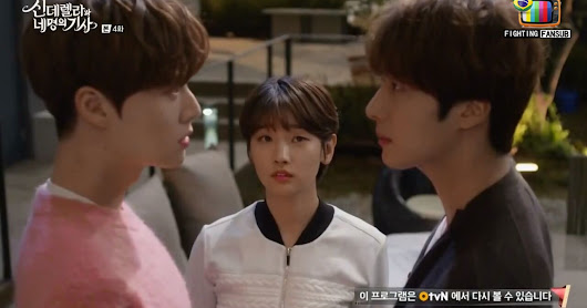 Cinderella and Four Knights - Episódios 3 e 4!