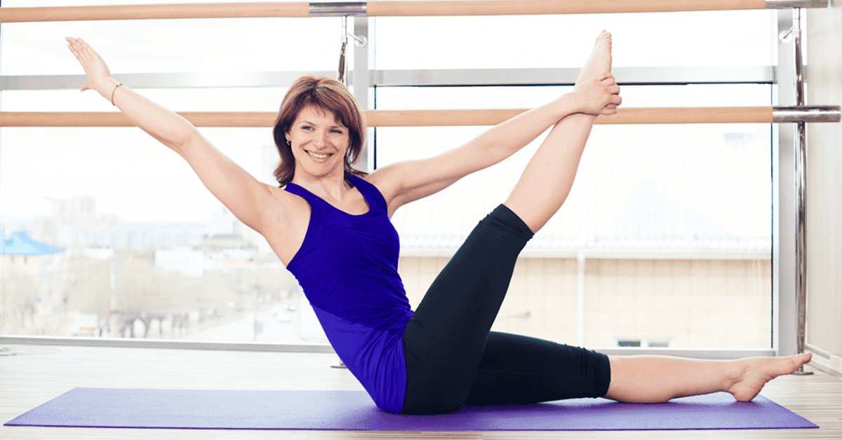 Fitcanal 10 Basic Pilates Exercises