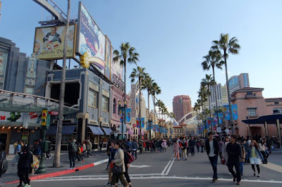 10D9N Spring Japan Trip: What is the very first thing to do in Universal Studios Japan?
