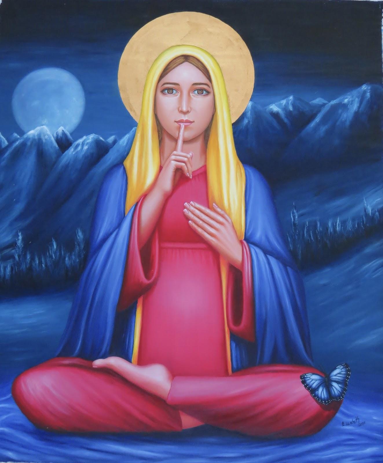 El agujero en la flauta: La Virgen del Silencio