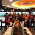 Trobek bowling dengan family hubby