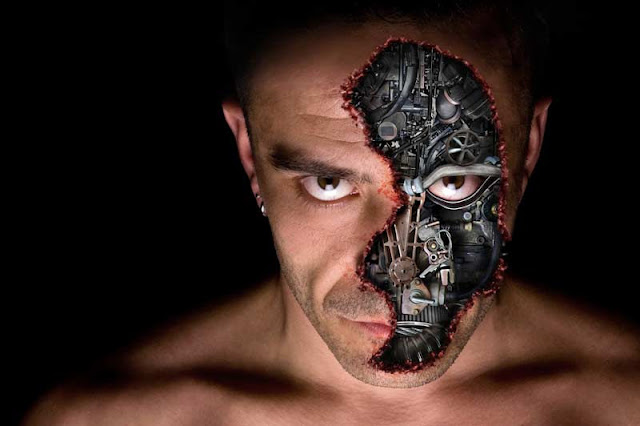 Cyborgs closer to reality in future stages of human evolution