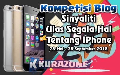 Kompetisi Blog - Sinyaliti Berhadiah iPhone 6s dan Pulsa All Operator