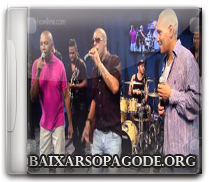 Amigos do Pagode 90 – no Estúdio Showlivre AO VIVO 2014