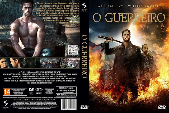 Capa DVD O Guerreiro [Exclusiva]