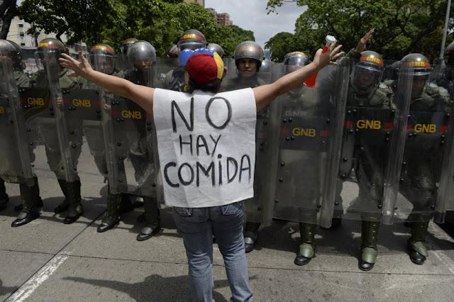 Fracaso del socialismo del siglo XXI en Venezuela