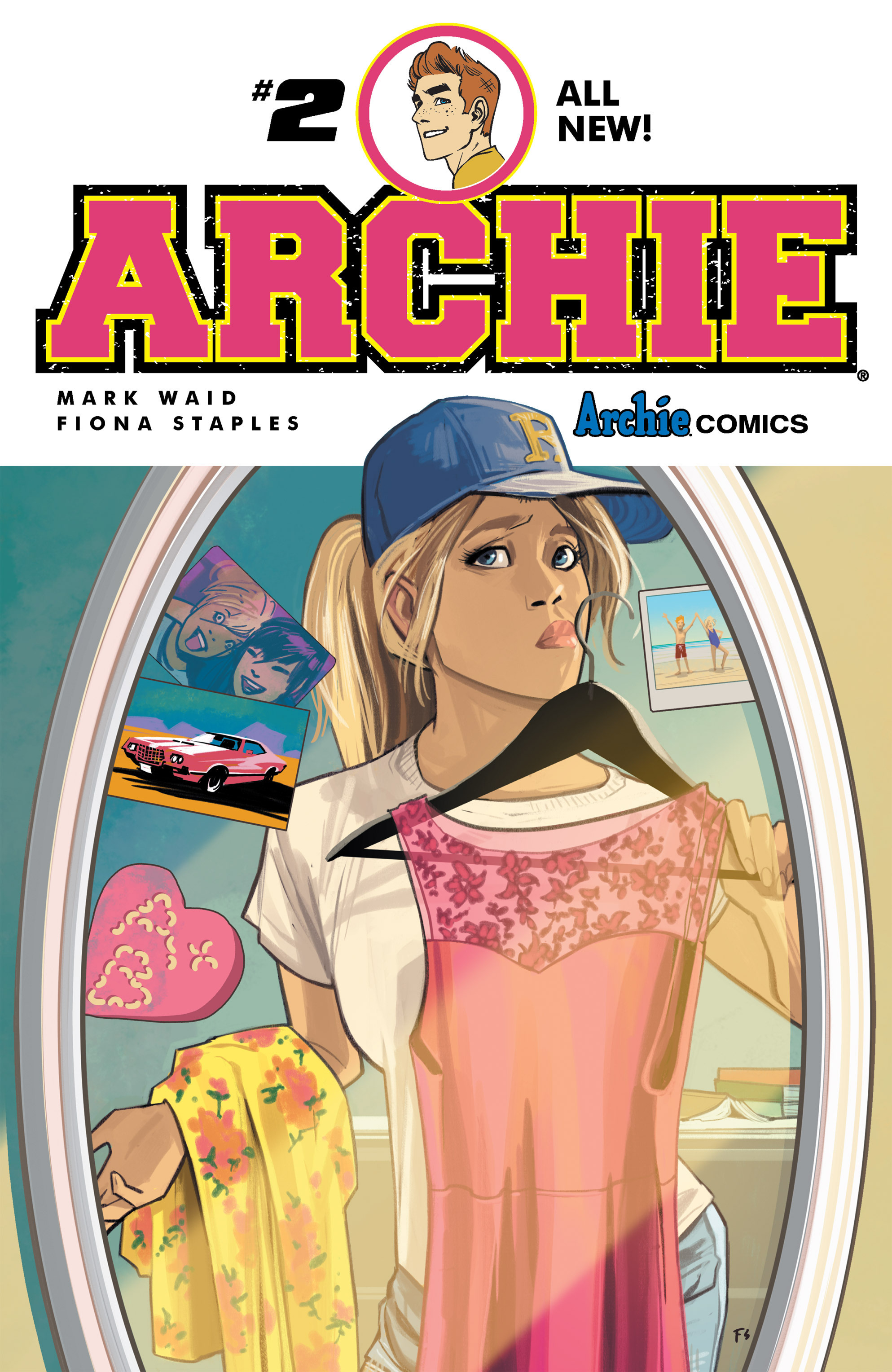 Read online Archie (2015) comic -  Issue #2 - 1