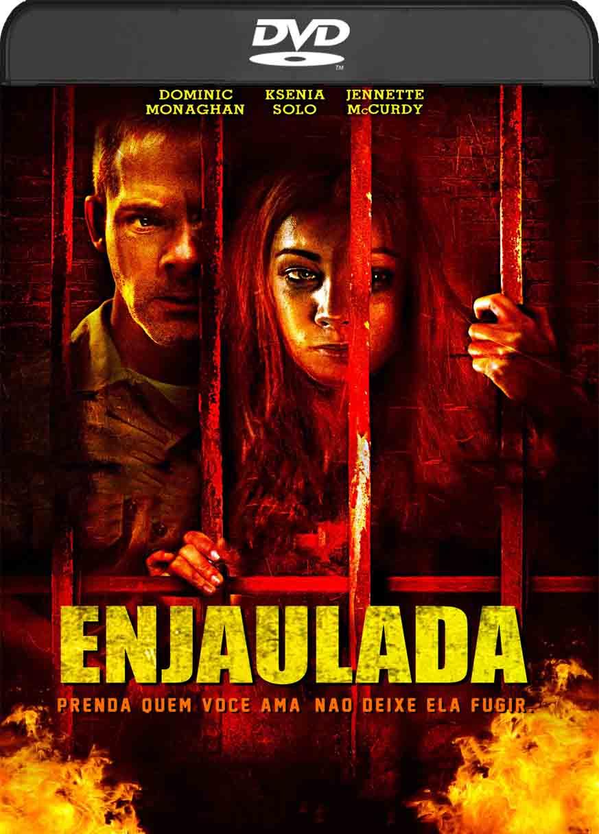 Enjaulada (2017) DVD-R Autorado Dual Audio