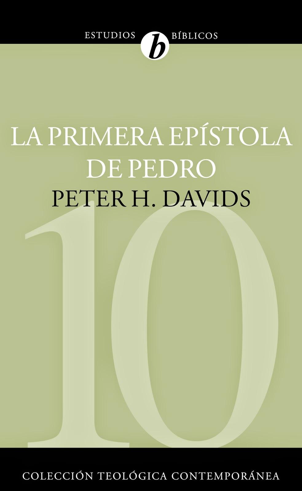 Peter H. Davids-La Primera Epístola De Pedro-