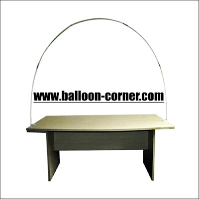 Properti Balon Meja / Table Balloon