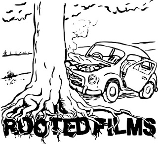 Logo design for Rooted Films