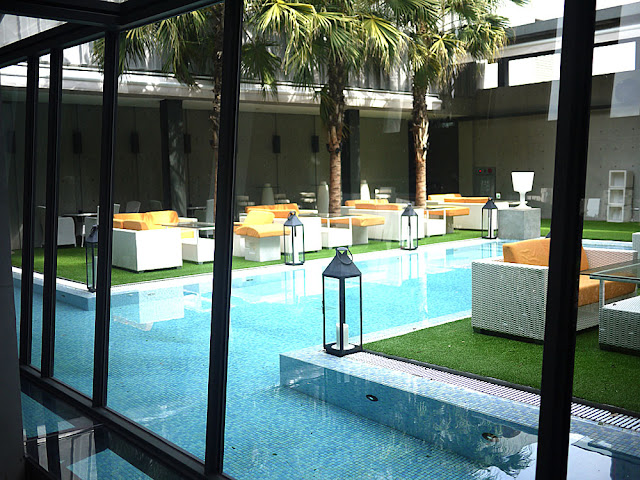 P1260797 - 熱血採訪│台中法式餐廳Beluga Restaurant&Bar,適合情人節約會的餐廳還有泳池耶