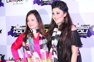Pre Celetion Of India Premiere Edm Holi Festival With Many Bollywood Celebrities   9th March 2017 026.JPG