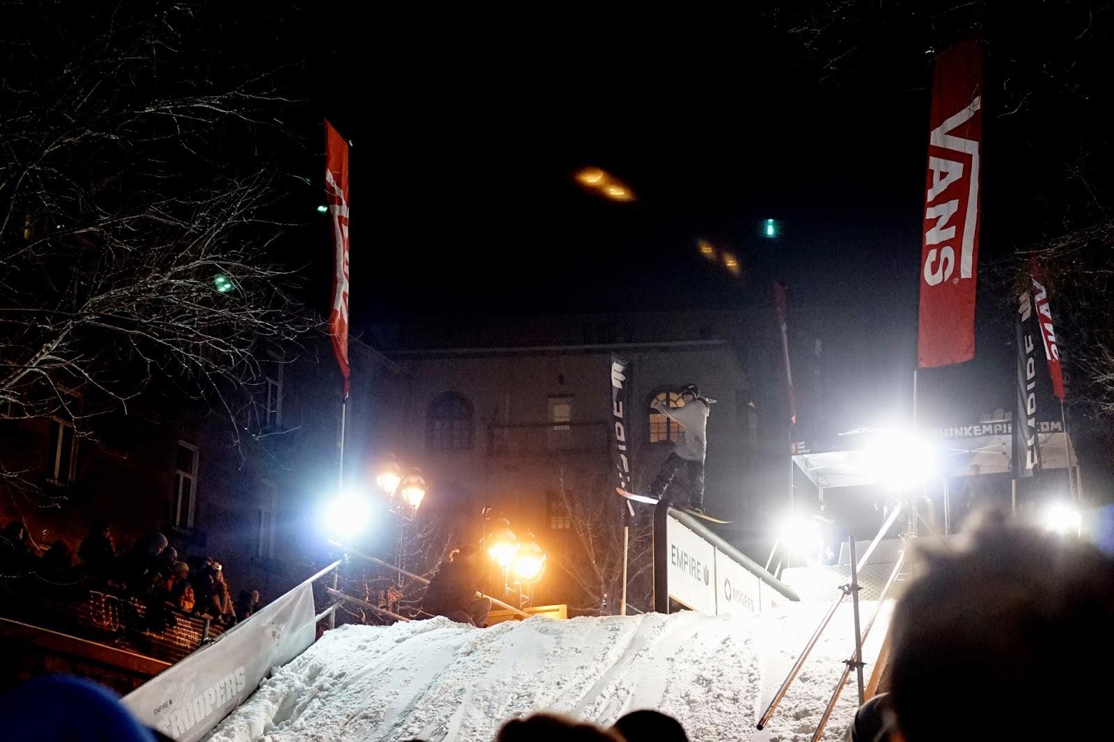 snowboarding st denis montreal