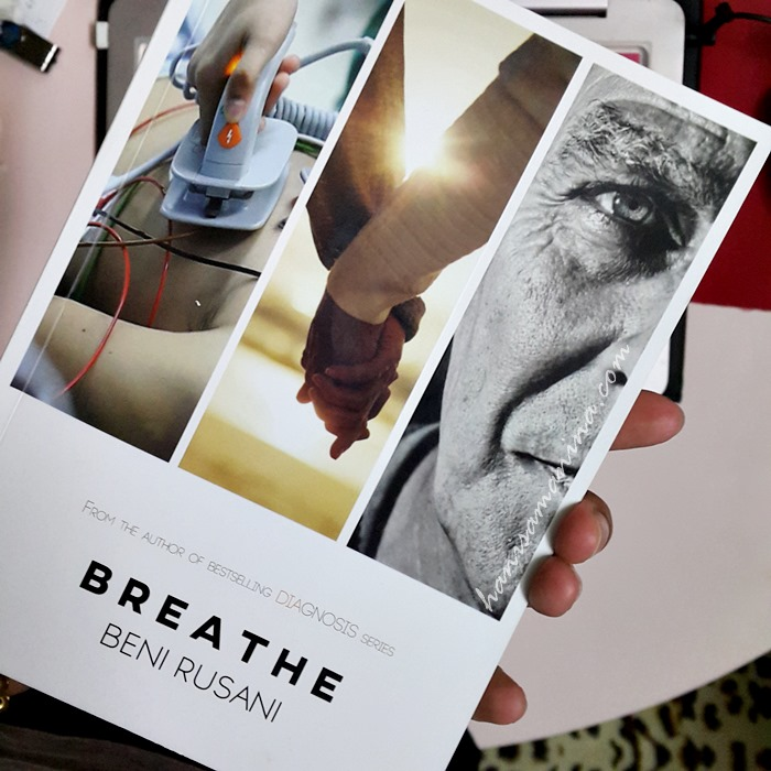 Breathe by Beni Rusani | Book Review