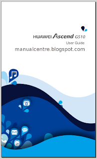 Huawei Acend G510 Manual Cover