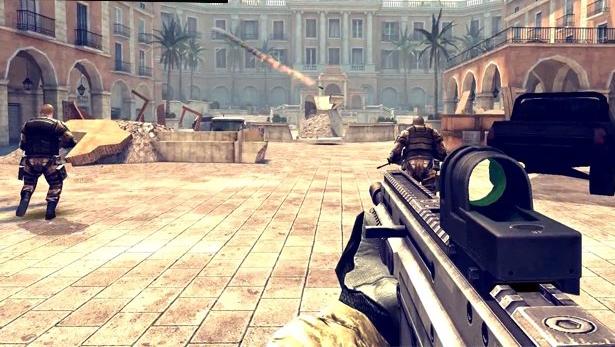💋 Download game modern combat 2 mod apk offline | Modern Combat 2