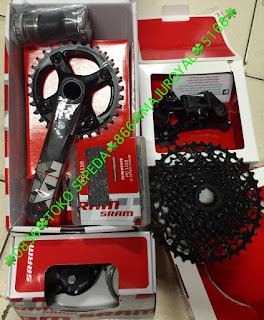 Groupset Sram NX 1x11 speed 2017