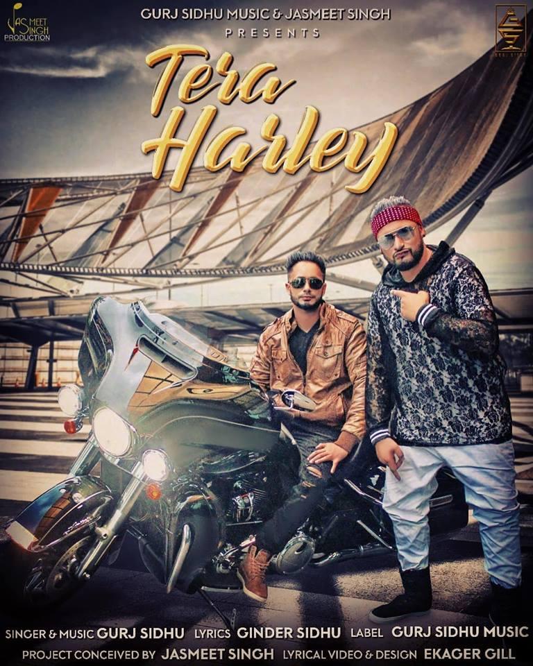 Tera Harley    Gurj Sidhu    new song