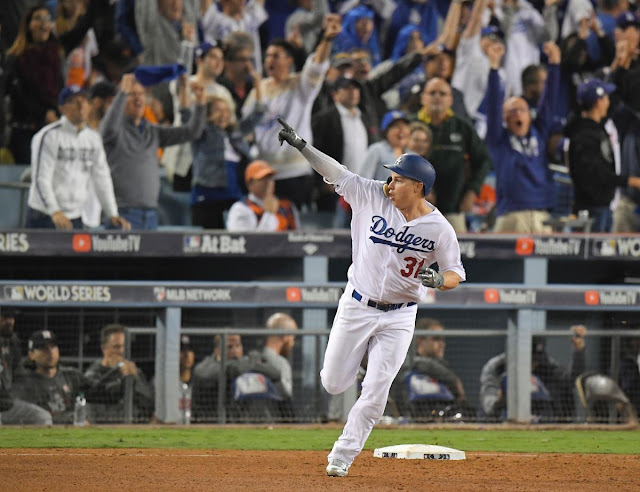 Dodgers beat Astros 3-1, force Game 7 of World Series Onlinelatesttrends