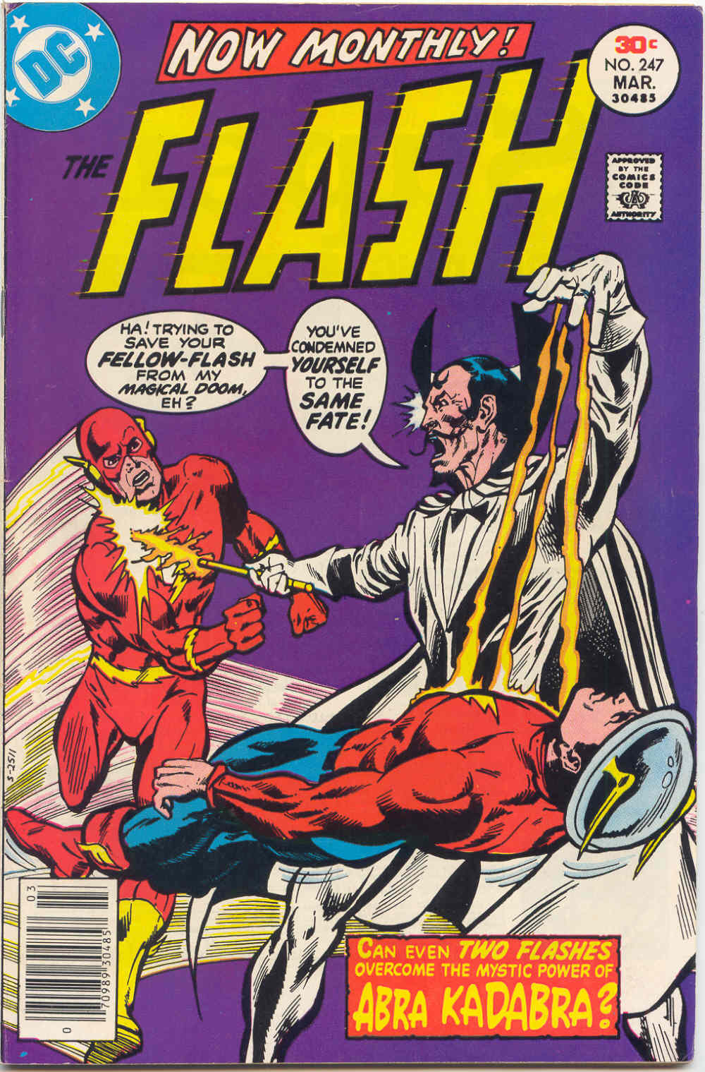 The Flash (1959) 247 Page 1