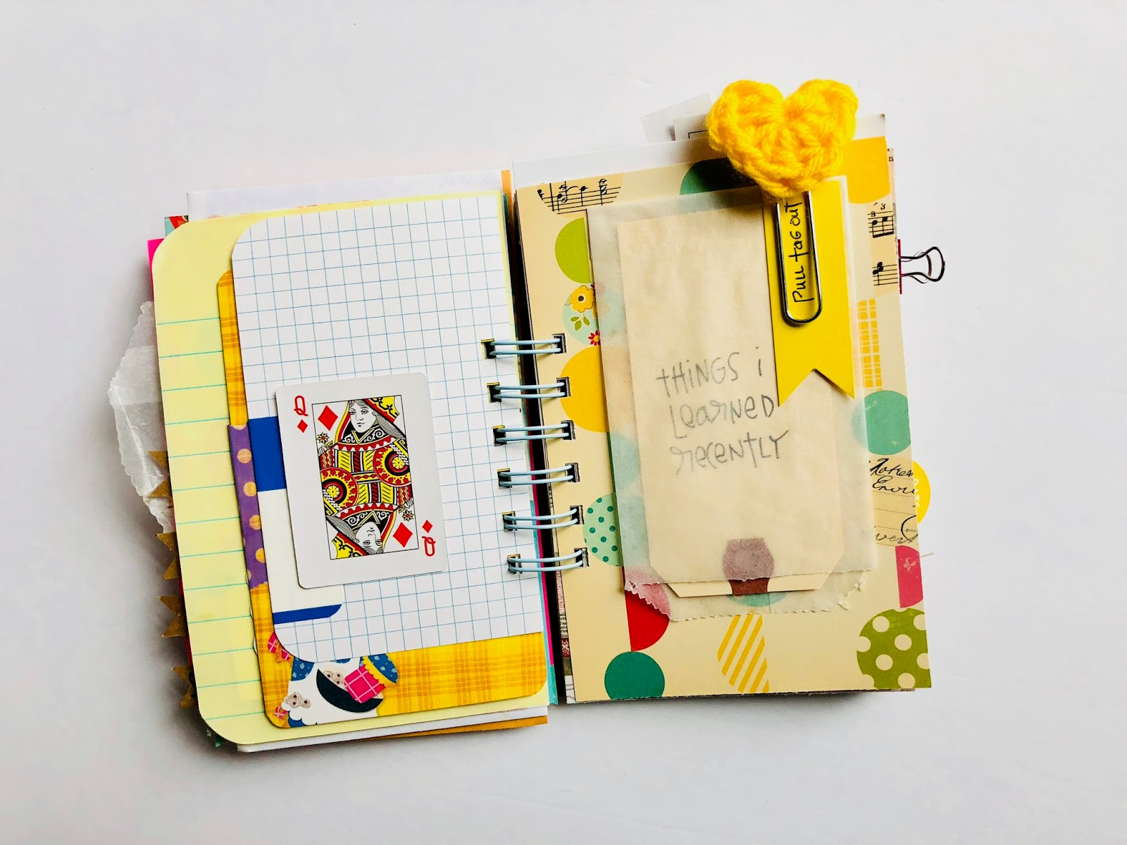 #30lists #listmaker #journaling prompts #smashbook #mixed paper journal #junk journal