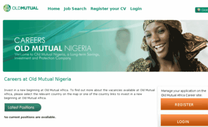 Vacancy for Front Desk/Customer Srevice Officer at Old Mutual NG - Lagos