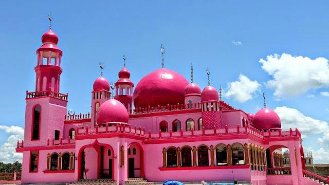 5000 Gambar Allah Warna Pink  Paling Keren