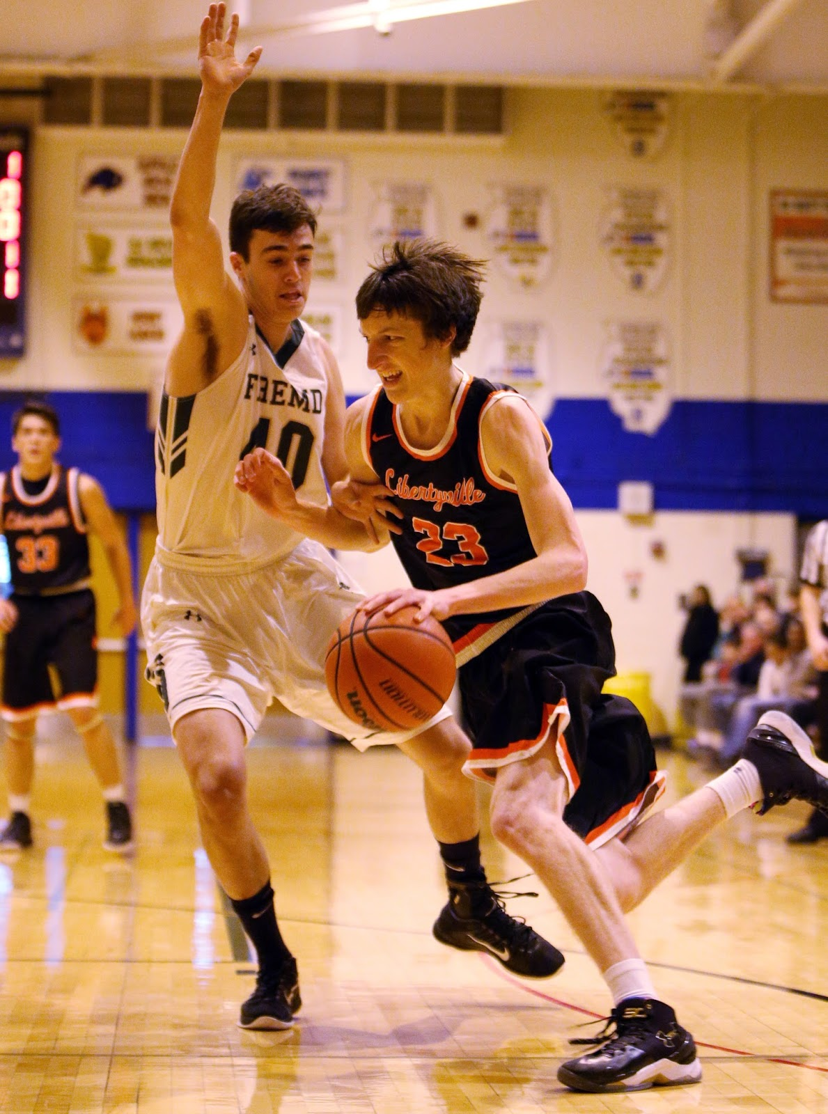 Mark Kodiak Ukena: IHSA Varsity Boys Basketball Hardwood ...