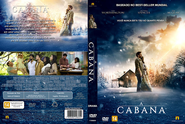 Capa DVD A Cabana