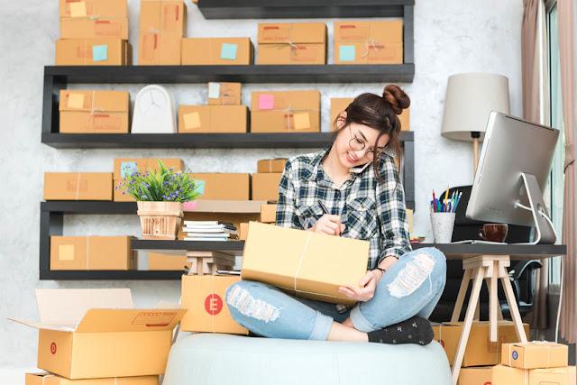 Contoh Ide Bisnis Rumahan Modal Kecil & Pilihan Pinjam ...