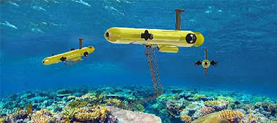Submersible robots kill crown of thorns starfish
