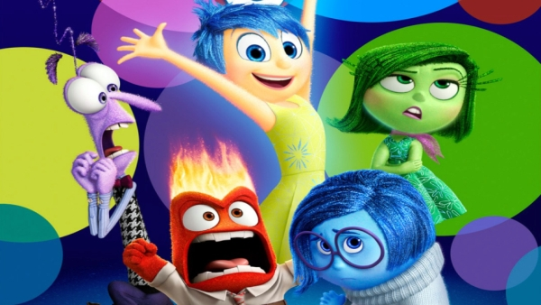 Inside Out (2015) movie