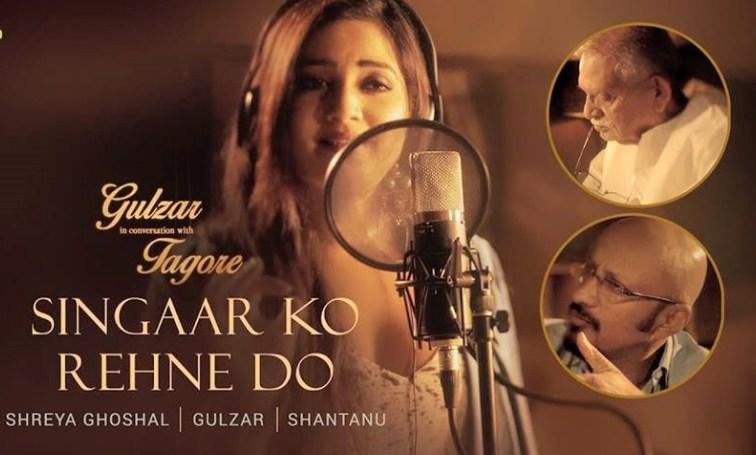 Shreya Ghoshal Shingaar Ko Rehne Do