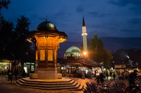 معالم إسلامية في البوسنة