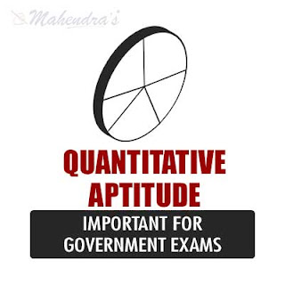 Quantitative Aptitude Questions For Syndicate Bank PO : 25 - 01 - 18